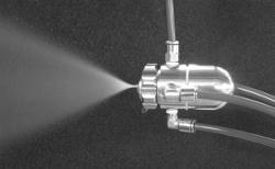 Atomizer spray sh