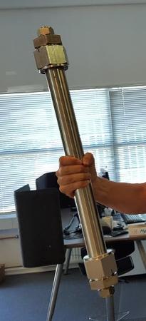 Hy-Lok cylinder