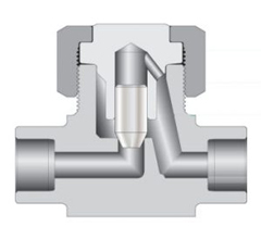 CVL Series: Lift Check Valves