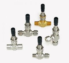 MT1 Serie Mikrometerventil