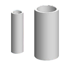 PTFE and PE filter elements