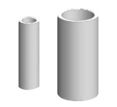 PTFE og PE filter elementer