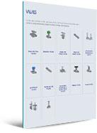 CAD tegninger Hy-Lok ventiler