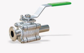 Habonim Sterile ball valves