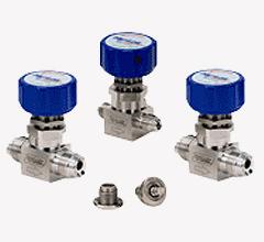 Hy-Lok BL SerieBälgformade ventiler