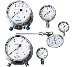 Hy-Lok Gauges