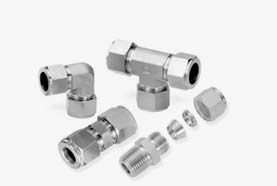 Hy-Lok Klemrings Fittings