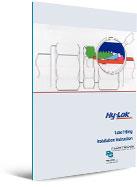 Installation instruction Hy-Lok