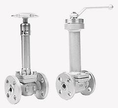 Hy-Lok Cryogene valves
