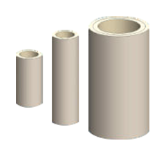 Microfiber filter elements