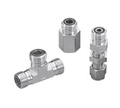 ZCO O-Ring Face Seal Fittings