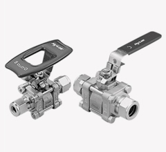 SO Series: Swing Out Ball Valves